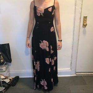 Floral Reformation Dress